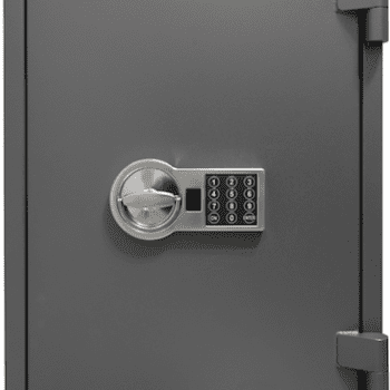 steal safe with code