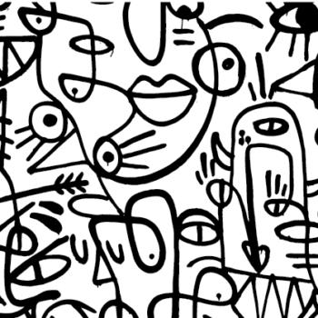 Doodle Visage